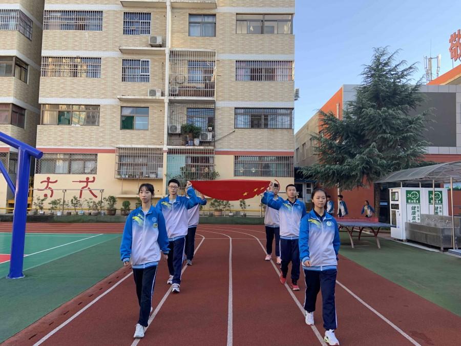 赤子之心 奋斗以歌——宝鸡高新实验中学2020学..